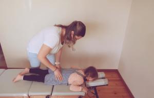 chiropractor for children Diamond Creek